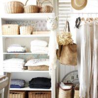 洋服の収納アイデア集☆おすすめアイテム&DIY収納法もご紹介♪