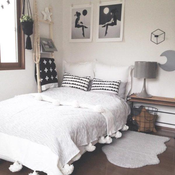 寝室レイアウト53選!リラックスできるおしゃれな空間で質の ...
