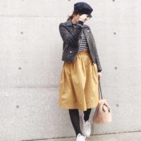 無印良品のスカートは素材良し、着心地良し!どんなデザインがお好きですか?