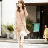 春は、桜の色、ピンクの服が着たい♡ピンクのアイテムでコーデして、お出掛けしよう!