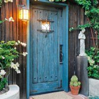 マイホームの第一印象は扉で決まる☆かわいい海外ホームのドアをご紹介します!