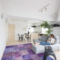 暮らしに潤いと安らぎをプラス☆大きな観葉植物をステキに飾っているお部屋をご紹介