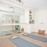 GYMトレーニングルームを持つ家♪エアロビやフィットネスが出来る素敵なお部屋☆