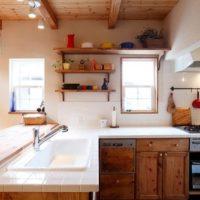 どんなキッチンが作業しやすい?L字型キッチンとコの字型キッチンのインテリア集♪