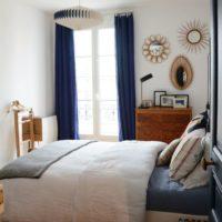窓辺のカーテンを模様替えして、お部屋の雰囲気を春バージョンに♪
