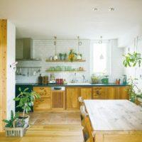 物語の中に出て来るような、可愛いカントリー風キッチンをご紹介!