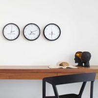 一日何度も見たくなっちゃう!オシャレでかわいい時計のインテリア実例集♪