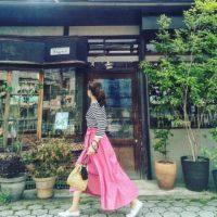 うっとりするほど可愛い!大人女性にぴったりのピンクのスカート♡