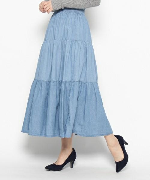 いかがでしたか?デニムスカートをマスターすれば大人カジュアルコーデもお手の物♪特にシャツを合わせれば、おしゃれ初心者さんでも簡単にコーデが作れます。この春の着こなしにぜひ取り入れてみてください♡