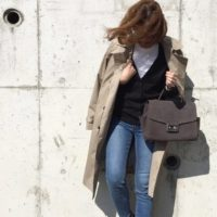 ちょっと荷物が多い大人女子に☆ZARAのミディアムサイズバッグがおすすめ♪