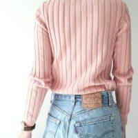 最強キレイめアイテム♡UNIQLOのワイドリブセーターは色違いで買いたくなるほど使える!