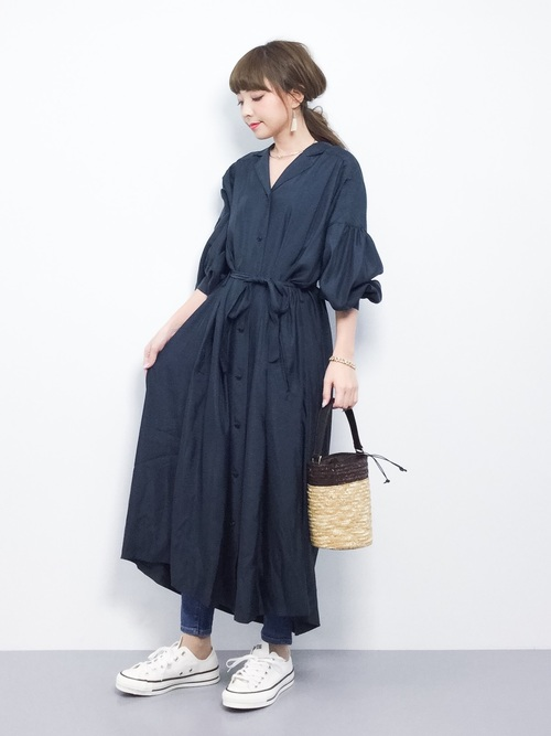 eba9fb9f1e5fb 出典:http   wear.jp . たっぷり感が魅力的なロングシャツ ...