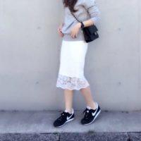 黒スニーカーコーデ50選☆ブランド別に着こなしを大特集!