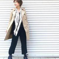 ひと巻きで春スタイルに♡ストールを使ったオトナ女子コーデをチェック!