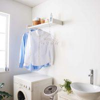 目指せ快適収納!洗濯機上を有効活用する収納アイデア50選☆
