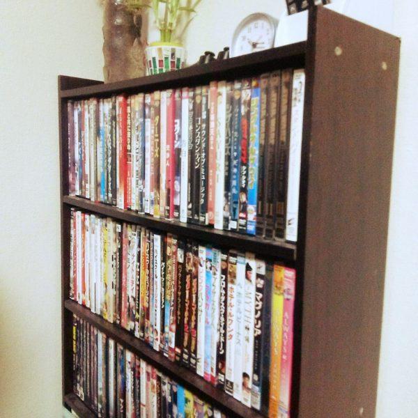 DVD収納①棚に収納する5