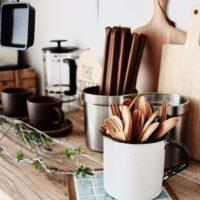 アイデア満載☆使いやすくてお洒落なキッチンの収納実例集♪