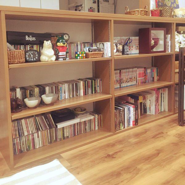 DVD収納①棚に収納する8