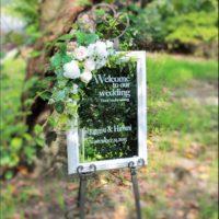 素敵にお客様をお迎えしたい♡可愛いウェルカムボードDIY特集!