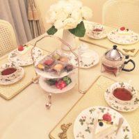 ティータイムでほっこりした時間♡紅茶とともにある生活を送ろう♡