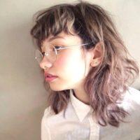 眼鏡をファッションとして楽しむ方に!眼鏡に合わせたヘアスタイルをご紹介します♡
