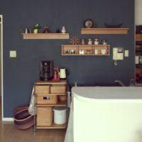 ここに棚があったら・・そんな悩みを解消してくれる無印良品の壁につけられる家具