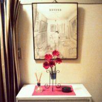 華やかで可愛らしい空間に♡色とりどりなガーベラをお部屋に置いてみませんか?