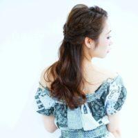 三つ編みアレンジ49実例集☆大人女性におすすめのヘアアレンジを長さ別にご紹介!