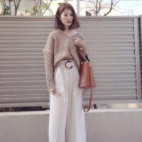 コロンとフォルムにキュン♡GUで見つけたバケツバッグでトレンドスタイルに!