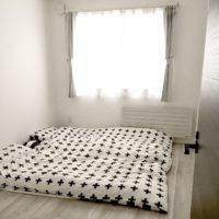 寝室のインテリアの決め手☆種類豊富なニトリの布団カバーがほしい!