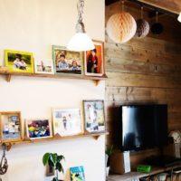 空きスペースを有効活用!オシャレで実用的な飾り棚のDIY実例12選