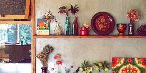 心地よい空間をプチプラで♡100均セリアのアイテムを使った植物のある暮らし☆