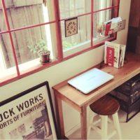 つまんない窓のサッシを大変身!簡単にできるものから本格的なものまで窓枠DIY術