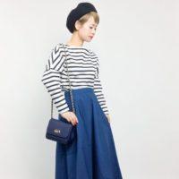 ふわっと春の風を感じて♪テールカットスカートで作る大人可愛いコーデ特集♡