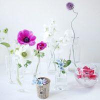 【連載】100均グッズにお花を添えて春を楽しむインテリア作りをしませんか?