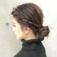 前髪編み込みアレンジ大特集☆中途半端に伸びた前髪もこれでスッキリ♪