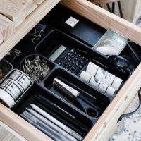 引き出し収納アイデアを大特集。見た目すっきりで使いやすい!