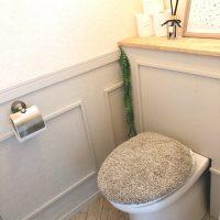 意外と簡単!プチプラでできるおしゃれなタンクレス風トイレのDIYアイデア集
