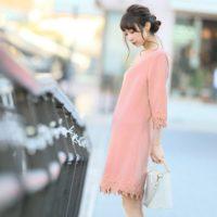 春はやっぱりピンクが着たい!オトナっぽく着こなせるピンクアイテムをご紹介♪