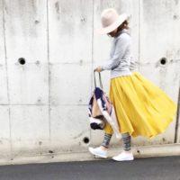 スカートが可愛い!この春のフェミニンコーデをしまむらで叶えよう♡