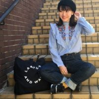 この春大人気の刺繍ブラウスは種類が多くてとってもお洒落なんです!
