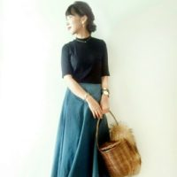 春を楽しむユニクロのプチプラ☆スカートコーデをご紹介しちゃいます♡