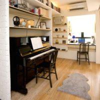 優しいピアノの音色が聞こえてきそう♡ピアノが奏でるメロディーを楽しめる贅沢な空間を一挙公開しちゃいます♪