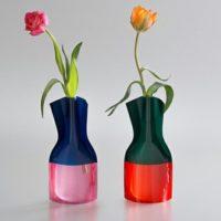 フラワーベースや鉢カバーで一気におしゃれ♡毎日飾れるお花の飾り方