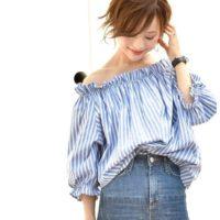 女性を美しく魅せるアイテム♡オトナ女子が素敵に着こなせる「オフショルダー」15選!