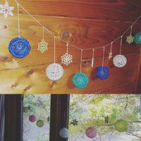 壁や窓辺を飾っちゃおう☆お部屋にワンポイント!お洒落ガーランド特集