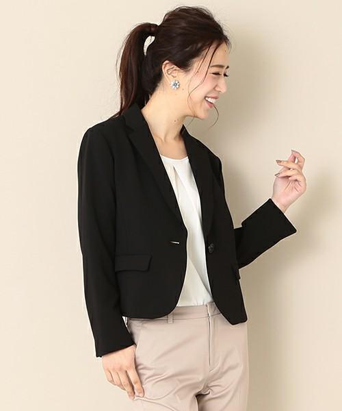 1cd291c0ccd2d7 2017春夏におすすめ☆大人女性向けジャケットの着こなし特集!   folk