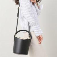 おすすめバケツ型バッグをタイプ別ご紹介☆これさえあれば旬スタイルの出来上がり♪