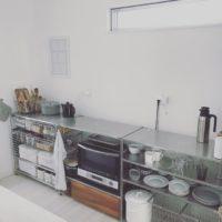 使いやすい収納実例集☆無印良品のシンプルアイテム使っておしゃれなキッチンに!