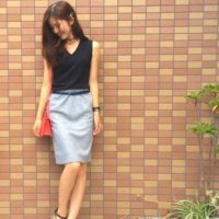 グレースカートの春夏コーデ集♪スカート丈ごとに分けてたっぷりとご紹介